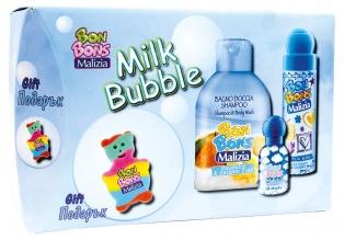 Malizia Bon Bons Milk Bubble детски комплект
