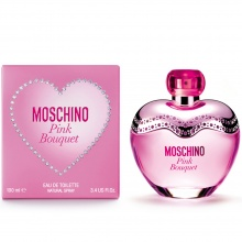 Moschino Pink Bouquet EDT тоалетна вода за жени