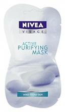 Nivea Visage Active Purifying активнопочистваща маска