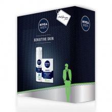 Nivea Men Sensitive Skin комплект за мъже