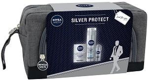 Nivea Men Silver Protect комплект за мъже