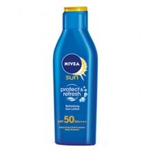 Nivea Protect & Refresh SPF50 слънцезащитно мляко за тяло