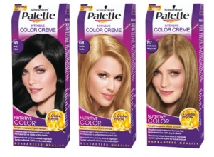 Palette Intensive Color Cream боя за коса