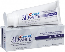 Crest 3D White Brilliance паста за зъби