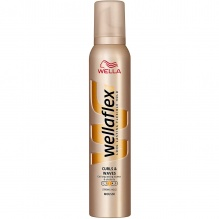 Wella Wellaflex Curves & Waves пяна за коса
