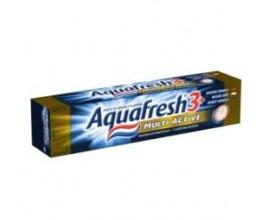 Aquafresh Multi Active 3+ паста за зъби