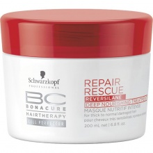 Schwarzkopf BC Cell Perfector Repair Rescue Treatment маска за възстановяване