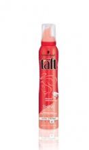Taft Shine за блясък пяна за коса