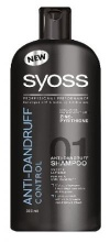Syoss Anti Dandruff шампоан против пърхот