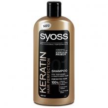 Syoss Keratin шампоан за коса