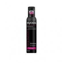 Syoss Fix & Smooth фиксация и приглаждане пяна за коса