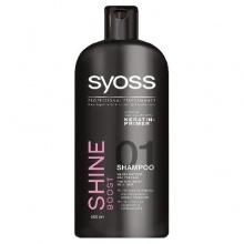 Syoss Shine сияен блясък шампоан за коса