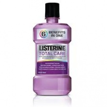 Listerine Total Care 6 in 1 вода за уста
