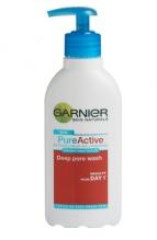 Garnier Pure Active измивен гел за лице
