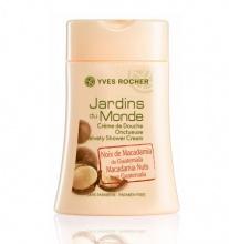 Yves Rocher Jardins Du Monde Macadamia Nuts душ гел с макадамия