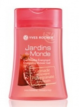Yves Rocher Jardins Du Monde Pomegranate from Spain душ гел с нар