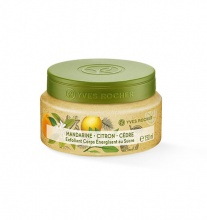 Yves Rocher Mandarine Citron Cedre Energising Sugar Body Scrub скраб за тяло