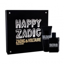 Zadig & Voltaire This is Him 50мл EDT + 50мл душ гел + 50мл душ гел