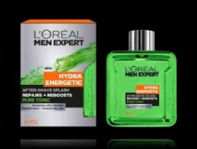 L`ORéAL Men Expert Hydra Energetic Pure Tonic афтършейв лосион за мъже