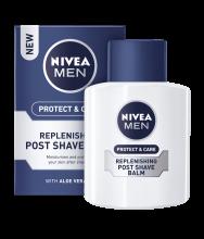 Nivea Men Protect & Care афтършейв балсам за мъже 100мл