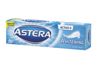 ASTERA ПАСТА ЗА ЗЪБИ WHITENING 50МЛ