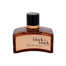 NUPARFUMS BLACK IS BLACK MODERN OUD ТОАЛЕТНА ВОДА БЕЗ ОПАКОВКА ЗА МЪЖЕ 100МЛ