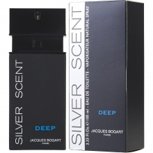 JACQUES BOGARD SILVER SCENT DEEP ТОАЛЕТНА ВОДА ЗА МЪЖЕ 100МЛ
