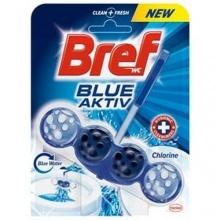 BREF WC ТОАЛЕТО БЛОКЧЕ BLUE ACTIV 50ГР