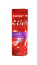 COLGATE ПАСТИ ЗА ЗЪБИ MAX ONE WHITE & PROTECT 75МЛ