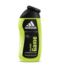 ADIDAS ДУШ ГЕЛ ЗА МЪЖЕ PURE GAME 400МЛ
