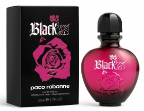 PACO RABANNE BLACK XS ТОАЛЕТНА ВОДА БЕЗ ОПАКОВКА ЗА ЖЕНИ