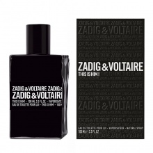 ZADIG & VOLTAIRE THIS IS HIM ТОАЛЕТНА ВОДА ЗА МЪЖЕ