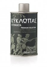 KYKLOPAS ЗЕХТИН PREMIUM SELECTION EXTRA VIRGIN КЕН 250МЛ