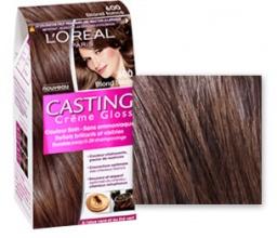 L'oreal Casting Creme Gloss боя за коса, Вариант: 600 тъмно рус