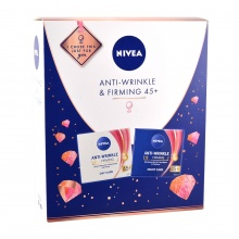 NIVEA КОМПЛЕКТ FACE CARE 45+ ANTI-WRINKLE ЗА ЖЕНИ