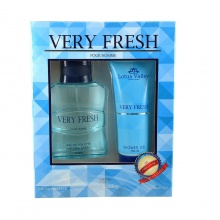 КОМПЛЕКТ VERY FRESH EDT100+SHG100 ЗА МЪЖЕ