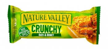 NATURE VALLEY БАР КРЪНЧ МЕД И ОВЕС 42ГР