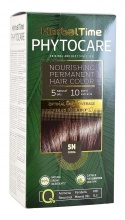 HERBAL TIME PHYTOCARE БОЯ ЗА КОСА -5N КАКАО
