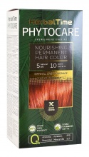 HERBAL TIME PHYTOCARE БОЯ ЗА КОСА -7C ТОПЛО МЕДЕН