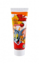 NATURAVERDE TOM&JERRY ПАСТА ЗА ЗЪБИ 75МЛ