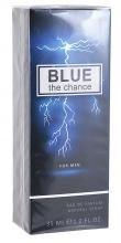 LUCKY ТОАЛЕТНА ВОДА BLUE THE CHANCE ЗА МЪЖЕ 35МЛ