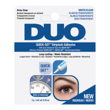 ARDELL ЛЕПИЛО ЗА МИГЛИ DUO QUICK SET CLEAR