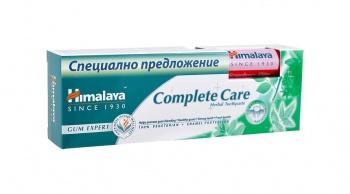 HIMALAYA КОМПЛЕКТ ПЗ COMPLETE CARE+Б-М ЗА УСТНИ ЯГОДА 4.5ГР 75МЛ