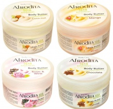 AFRODITA МАСЛО ЗА ТЯЛО SPA EMOTION BODY BUTTER 350МЛ