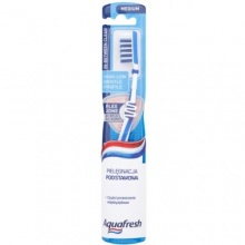 AQUAFRESH ЧЕТКА ЗА ЗЪБИ FLEX PROTECT MEDIUM 1БР