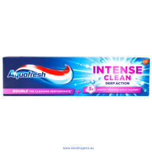 AQUAFRESH ПАСТА ЗА ЗЪБИ INTENSE CLEAN DEEP ACTION 75МЛ