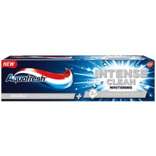 AQUAFRESH ПАСТА ЗА ЗЪБИ INTENSE CLEAN WHITENING 75МЛ