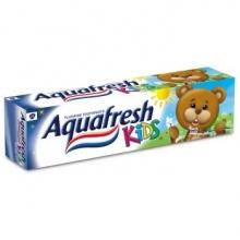 Aquafresh Kids паста за зъби за деца от 0 до 7г