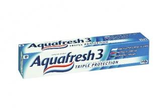 Aquafresh Triple Protection паста за зъби