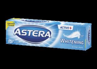ASTERA ПАСТА ЗА ЗЪБИ WHITENING ИЗБЕЛВАЩА 150МЛ